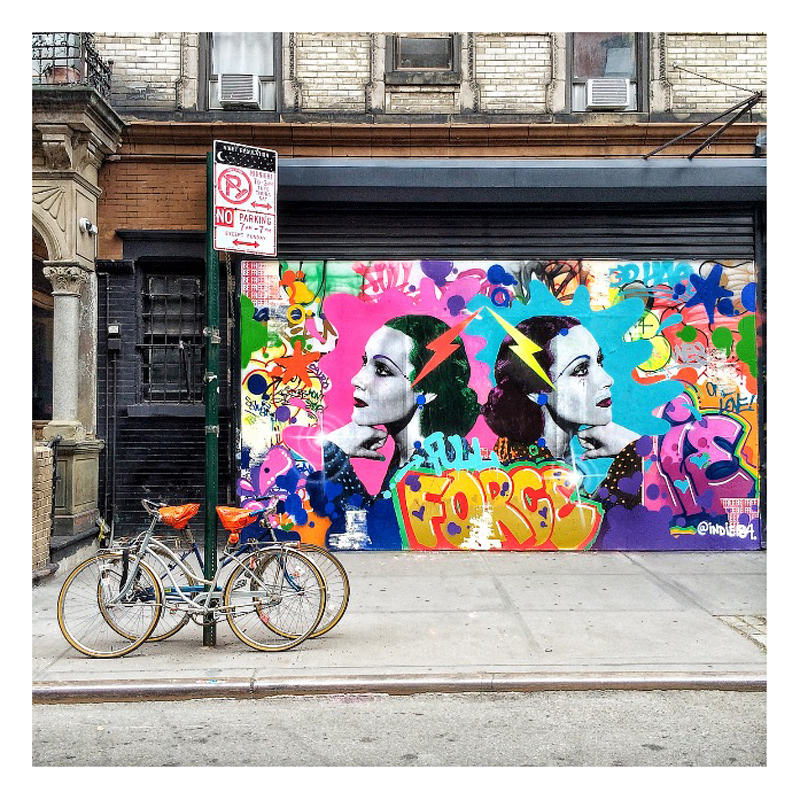 New York Jen Nurick Instagram Soho